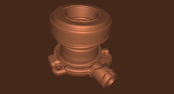 3D Scan technisches Teil
