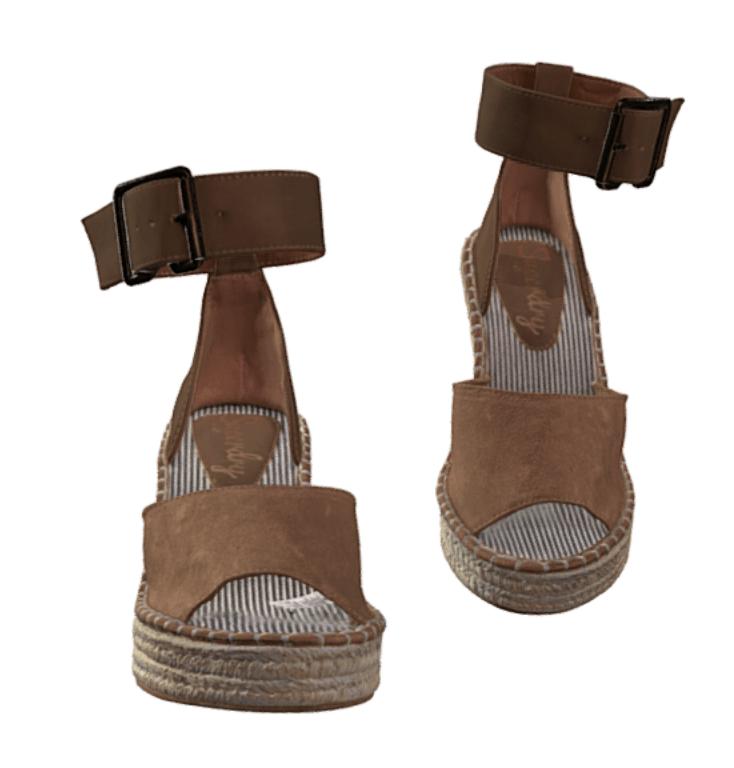 Schuhe in 3D vom 3d Scan Dienstleister