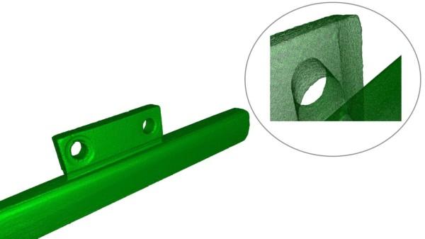 3D scan für die Industrie und Maschinenbau
