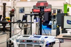 3d scan für die Industrie