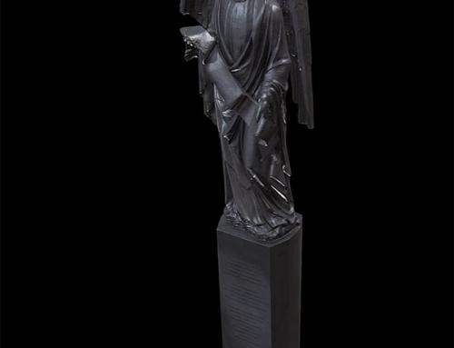 3D Scan Frankfurter Engel