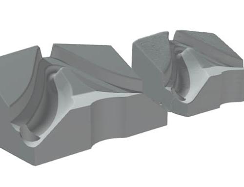 3D Scan Bauteil – Industrie
