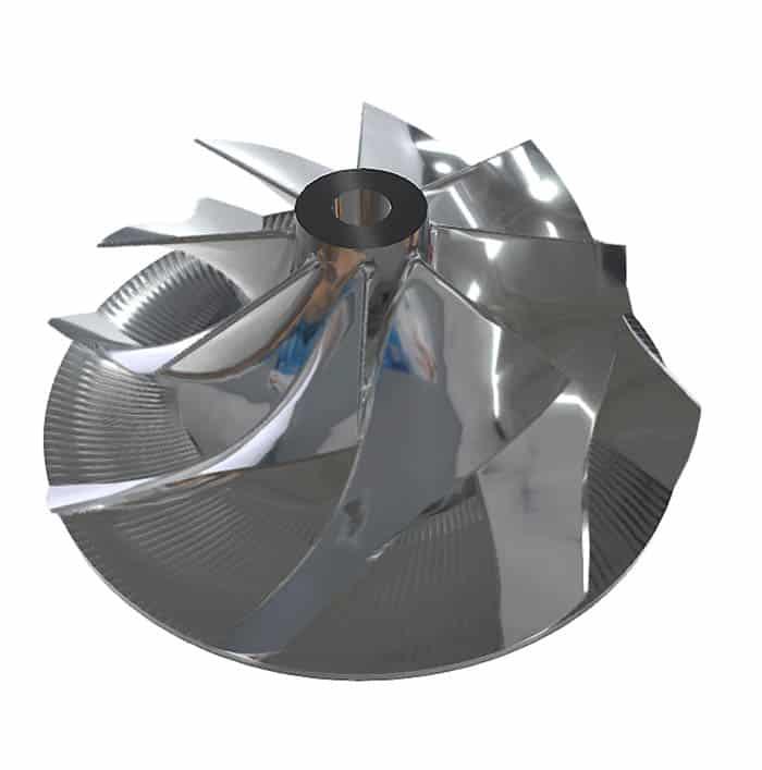 3D Scan Maschinenbau