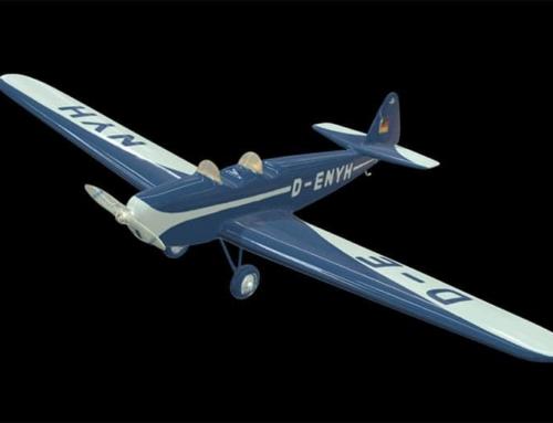 Flugzeug 3D