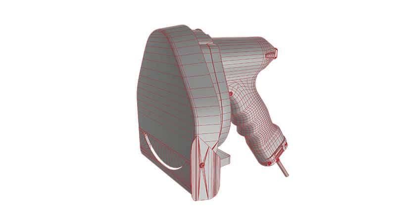 3D Produktvisualisierung Aufbau