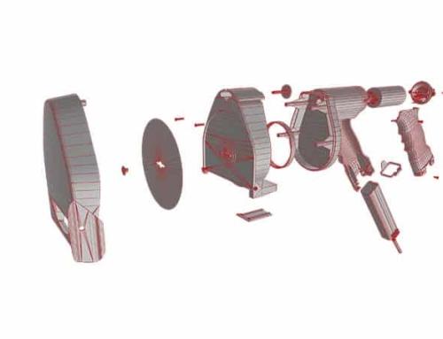 Crossmarketing 3D Modelle