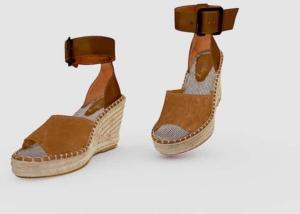3D Schuhe
