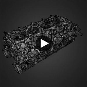 Link zu einen 3D Modell eines Motors