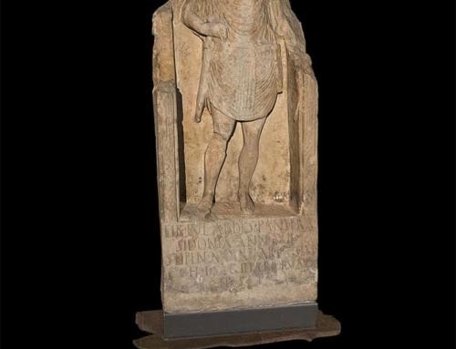 Tiberius Julius Abdes Pantera in 3D