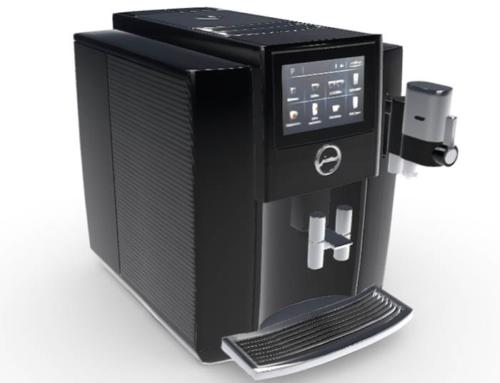 3D Kaffee Vollautomat
