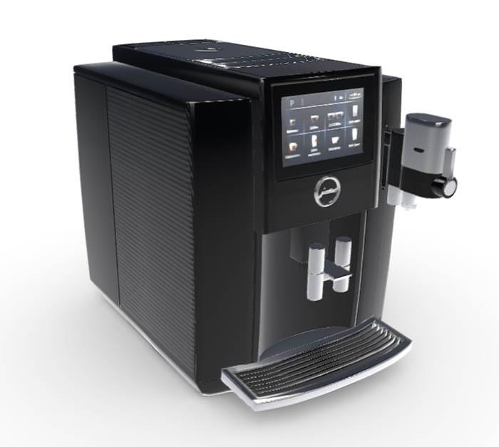 3D Kaffeeautomat